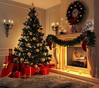 Wann stellt man einen weihnachtsbaum auf